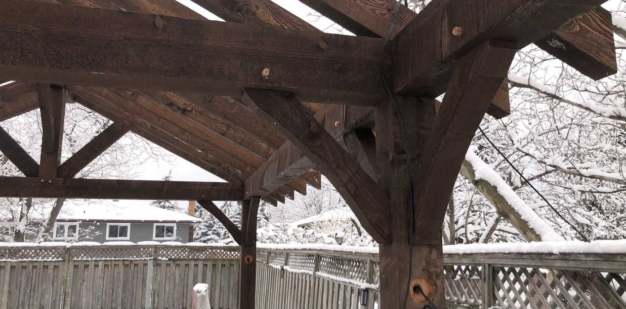 Why Winter is the Best Time to Start your Timber Frame Construction
